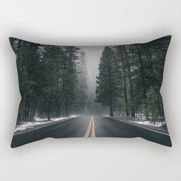 Forest Way Rectangular Pillow
