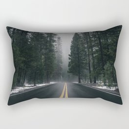 Forest Way Rectangular Pillow