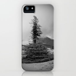 Melted Tree iPhone Case