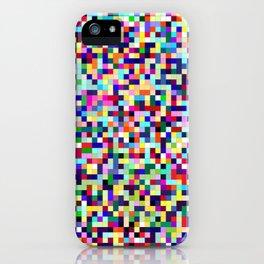 Pixel Heart iPhone Case