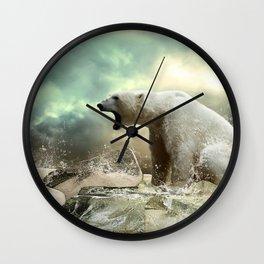 Approve It Wall Clock