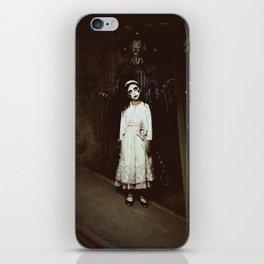 Ghost Girl iPhone Skin
