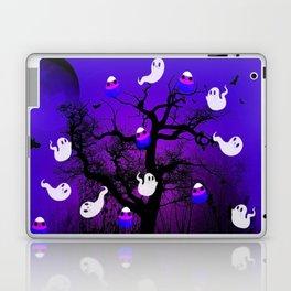 Spooky Candy Tree Laptop & iPad Skin