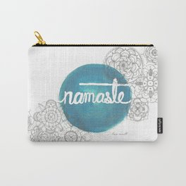 Namaste Mandala  Carry-All Pouch