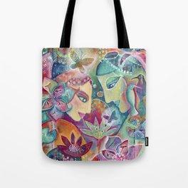 Divine Union by Justine Aldersey-Williams Tote Bag