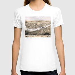 Cedar Rapids - Iowa - 1868 T-shirt