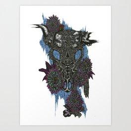 Du Hearth Art Print