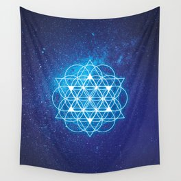 Sacred Geometry Wall Tapestry