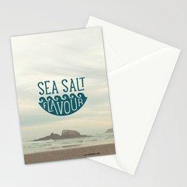 SEA SALT FLAVOUR Stationery Cards