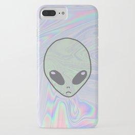 Alien Pastel iPhone Case