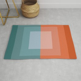 Mint and Sweet Rug