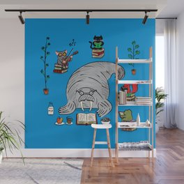 Quiet Time Wall Mural