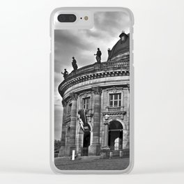 Bode-Museum on the Museum Island of Berlin Clear iPhone Case