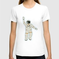outer space T-shirts featuring Outer Space by Tuylek