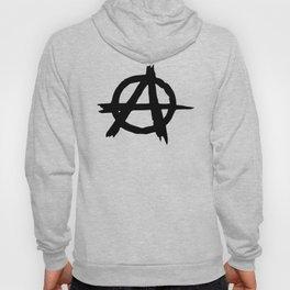 Anarchy Logo Symbol Painting (A) Hoody