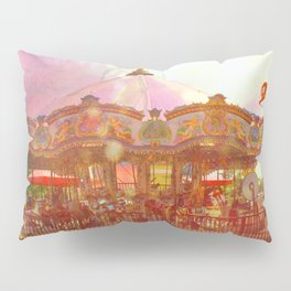 Merry Go Round Pillow Sham