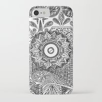 deco iPhone & iPod Cases featuring deco by OVERall