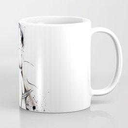 Shibari - Japanese BDSM Art Painting #13 Coffee Mug
