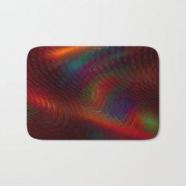 Cosmic Spiral Vortex Bath Mat