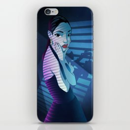 Stronger Than Pride iPhone Skin