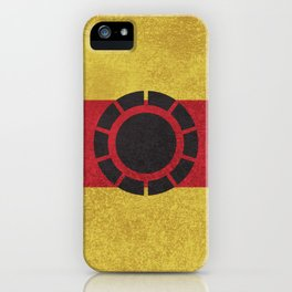 Iron Clade Colors iPhone Case