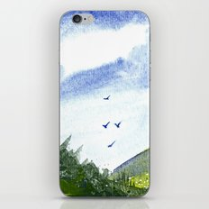 Joyous... iPhone & iPod Skin