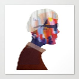 persona Canvas Print