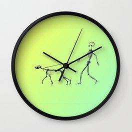 X-Ray Wall Clock