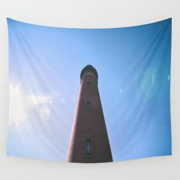 Florida Lighthouse Wall Tapestry