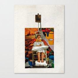 Anticipatorium Canvas Print