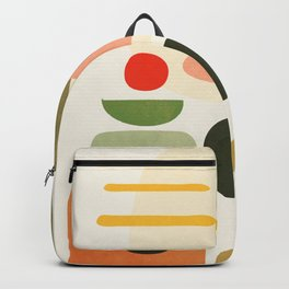 Modern Abstract Art 71 Backpack