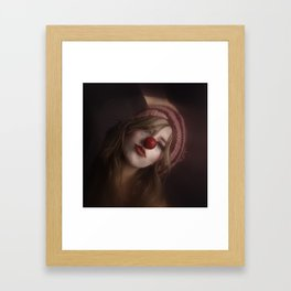 Bad dream Framed Art Print