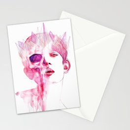 CROWNS Stationery Cards
