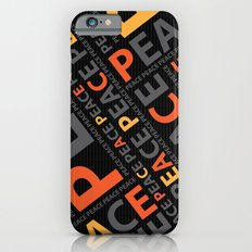 Peace....no more wars iPhone 6s Slim Case