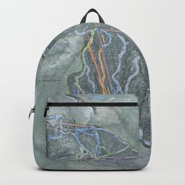 Gore Mountain Resort Trail Map Backpack