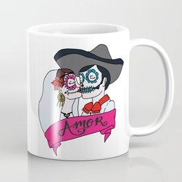 Los Enamorados Coffee Mug
