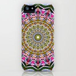 Loretta Mandala iPhone Case
