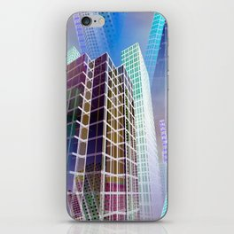 citylines -7- iPhone Skin