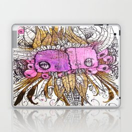 'Patience' Laptop & iPad Skin