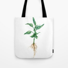 Soybean Tote Bag