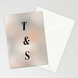 T&S Stationery Cards
