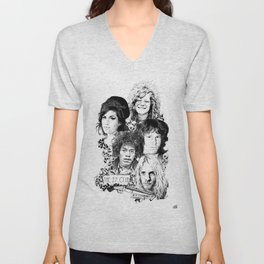 The 27 Club Unisex V-Neck