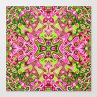 persian Canvas Prints featuring Persian 2 by Glanoramay