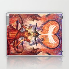 Twisted Lovers Laptop & iPad Skin