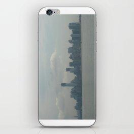 Through the fog iPhone Skin