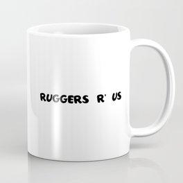 Ruggers R Us Coffee Mug