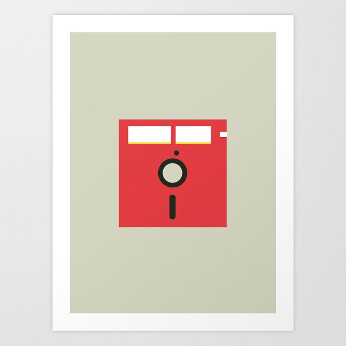 FORMATTED Art Print