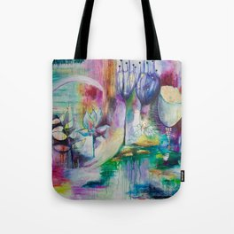 Transformative Growth Tote Bag