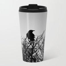 Black Watch Metal Travel Mug