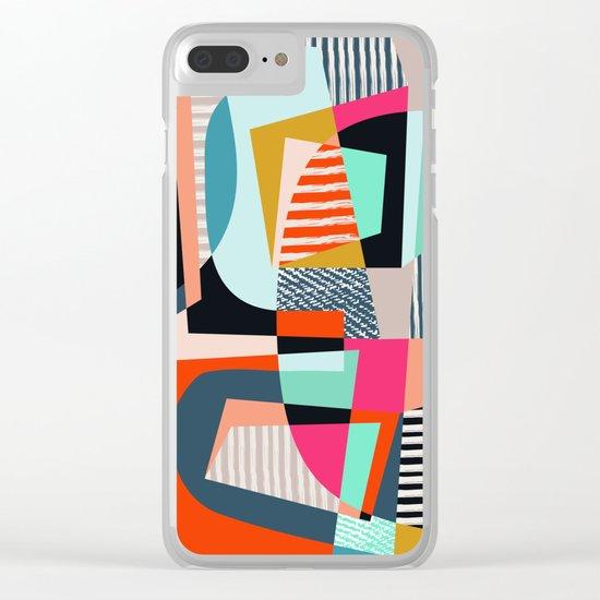 ColorShot Clear iPhone Case